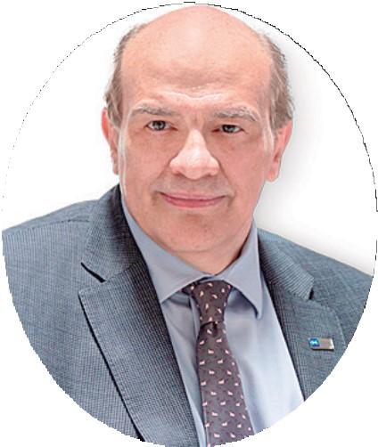 Adolfo Scheel Mayemberger, director de operaciones GHL