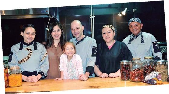 Pablo Aya el chef Colombiano de exportación