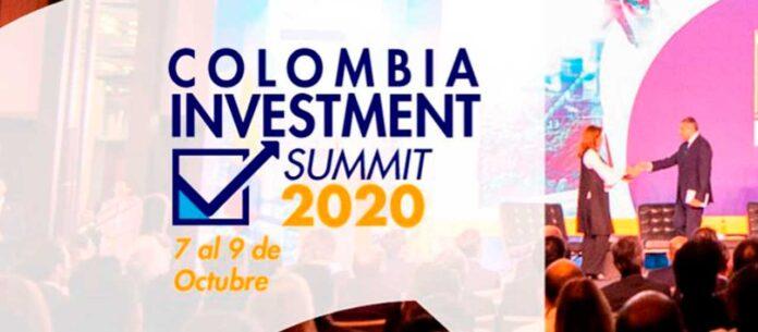 Más de 550 inversionistas del mundo se darán cita en el evento de Colombia Investment Summit