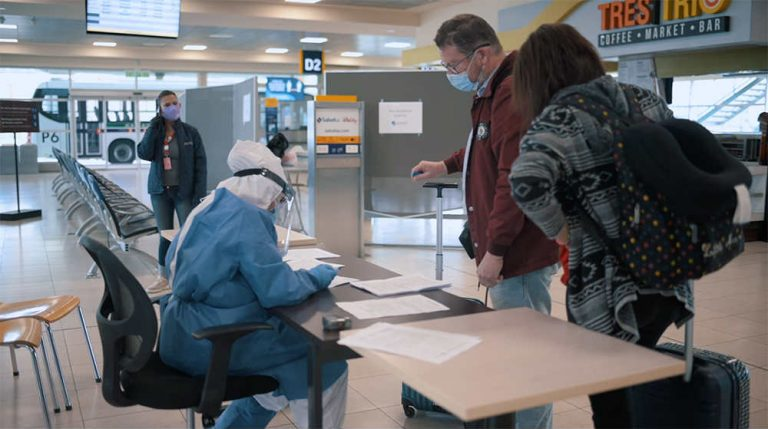 Viajeros con pruebas RT-PCR negativas podrán ingresar a Quito sin proceso de aislamiento