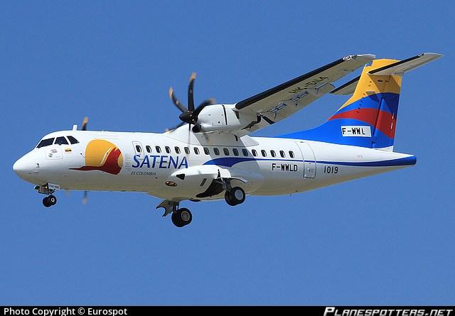 Satena reinicia sus operaciones aéreas regulares en el territorio nacional