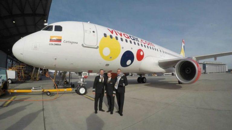 Viva Air obtiene el sello internacional 'Safe Travels' y se ratifica como una de las aerolíneas más seguras para volar en Colombia