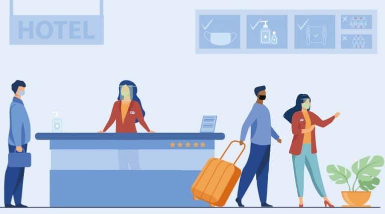 Hoteles: 5 buenas prácticas de servicio al cliente para implementar en la nueva normalidad