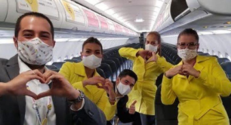 Viva Air transportó a más de 12.000 pasajeros en la primera semana de reinicio de operaciones