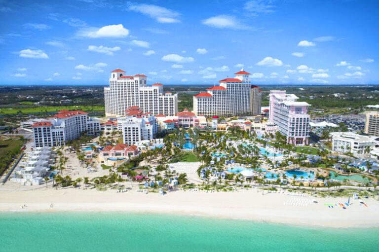 Rosewood, Grand Hyatt y SLS Baha Mar, en Nassau, Las Bahamas, reconocidos en los Condé Nast Traveler's 2020 Readers 'Choice Award entre los mejores resorts del Atlántico