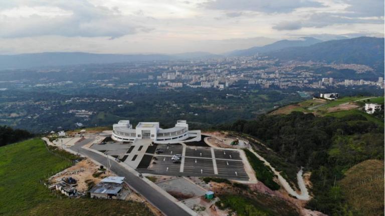 EN 2021 COLOMBIA TENDRÁ SU PRIMER PARQUE INTERNACIONAL DE PARAPENTE