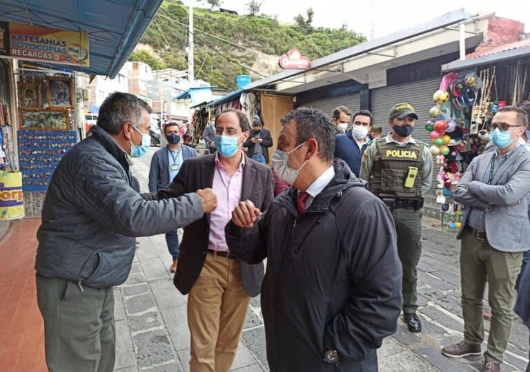 Gobierno nacional y regional acuerdan reactivación de Nariño