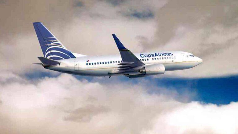 Copa Airlines anuncia nuevas frecuencias a Bogotá y Cali