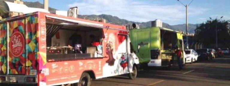 En Bogotá, Food Trucks: gastronomía sobre ruedas