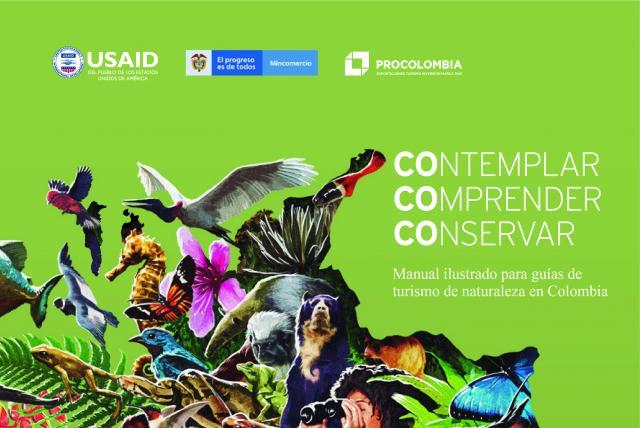 Colombia estrena su Primera Guía para el Turismo de Naturaleza