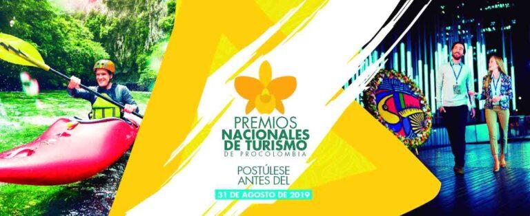 Procolombia entregó Premios Nacionales de Turismo