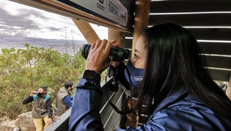 Bogotá tiene dos nuevos observatorios de aves