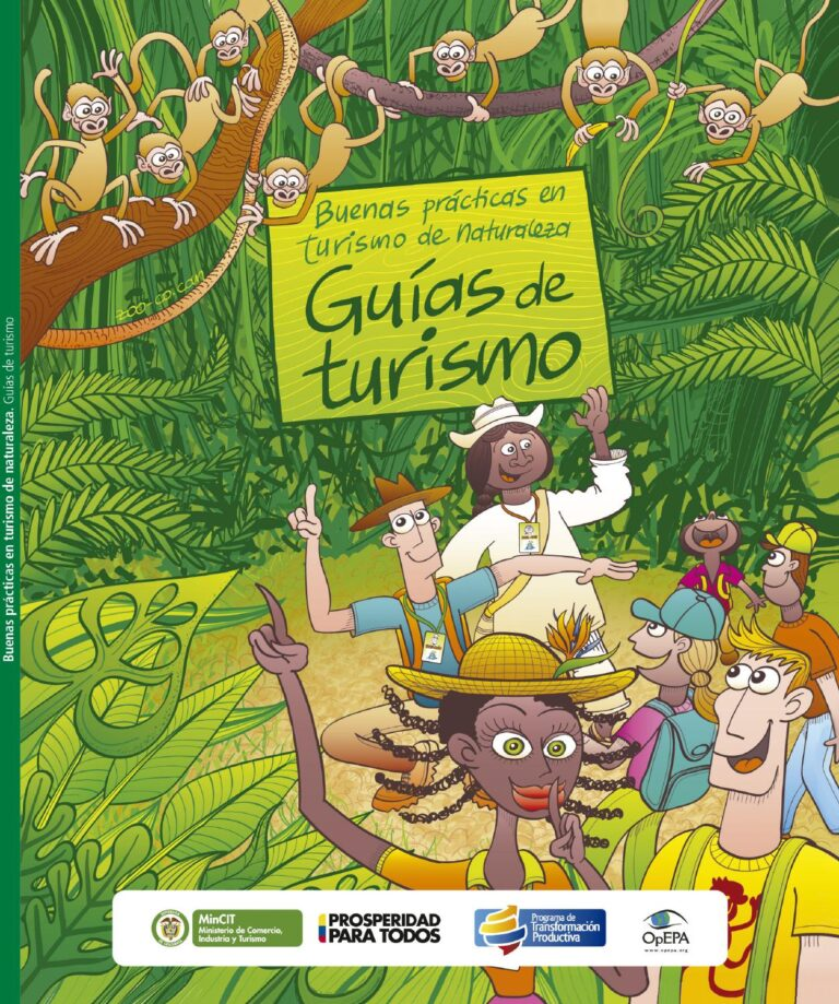 Nuevas guías de buenas prácticas en sostenibilidad para apoyo de turismo de naturaleza