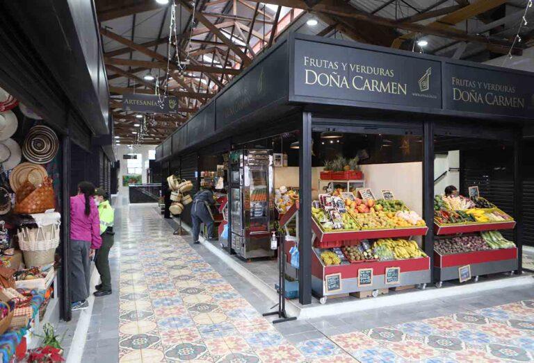 Renovada la Plaza de Mercado La Concordia en La Candelaria: Publicado por Ana María Cuevas