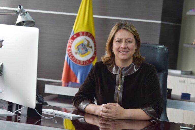 Nueva ministra de Comercio, Industria y Turismo