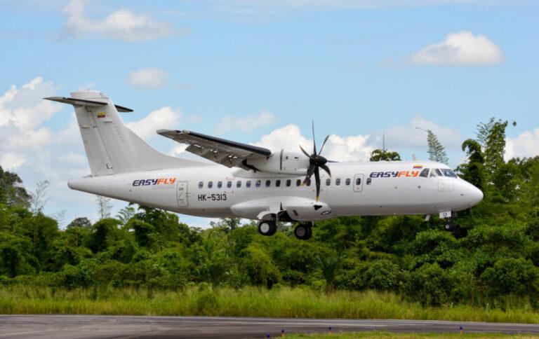 Easyfly une Cúcuta y Cartagena con vuelo directo